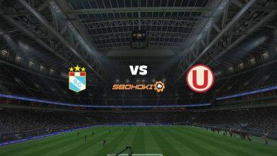 Photo of Live Streaming  Sporting Cristal vs Universitario 4 Agustus 2021