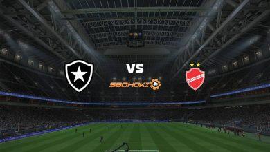 Photo of Live Streaming  Botafogo vs Vila Nova-GO 22 Agustus 2021