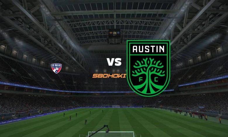 Live Streaming  FC Dallas vs Austin FC 8 Agustus 2021 1