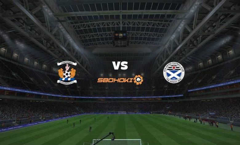 Live Streaming  Kilmarnock vs Ayr United 2 Agustus 2021 1