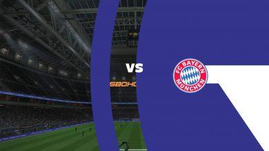 Photo of Live Streaming  Bremer SV vs Bayern Munich 25 Agustus 2021