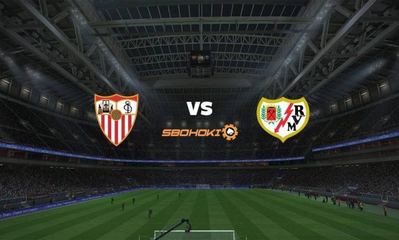 Live Streaming  Sevilla vs Rayo Vallecano 15 Agustus 2021 1