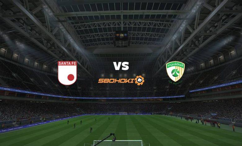 Live Streaming  Independiente Santa Fe vs La Equidad 17 Agustus 2021 1
