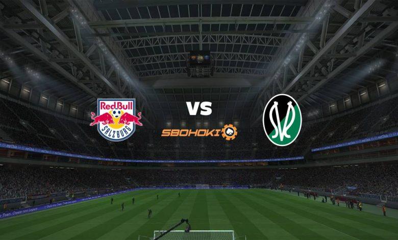 Live Streaming  FC Salzburg vs SV Josko Ried 1 Agustus 2021 1
