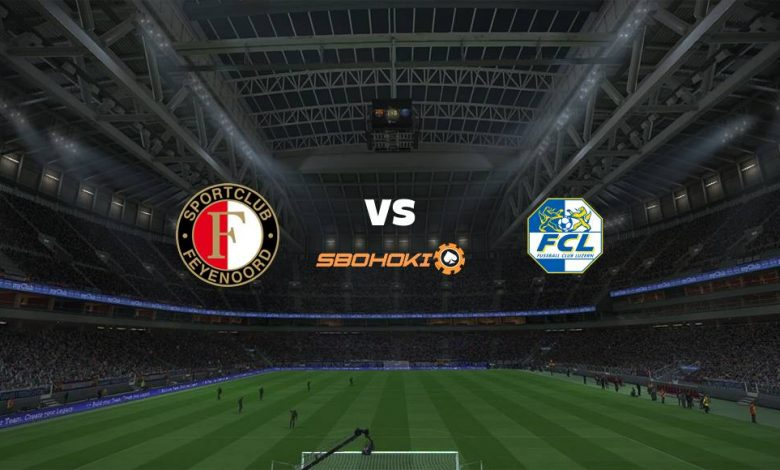 Live Streaming  Feyenoord vs FC Luzern 12 Agustus 2021 1