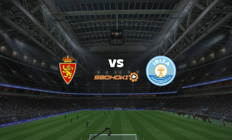 Live Streaming  Real Zaragoza vs UD Ibiza 13 Agustus 2021 1