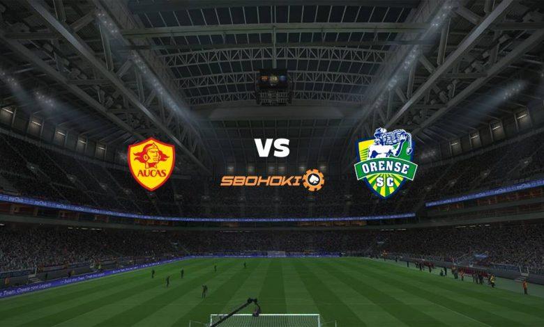 Live Streaming  Aucas vs Orense 8 Agustus 2021 1
