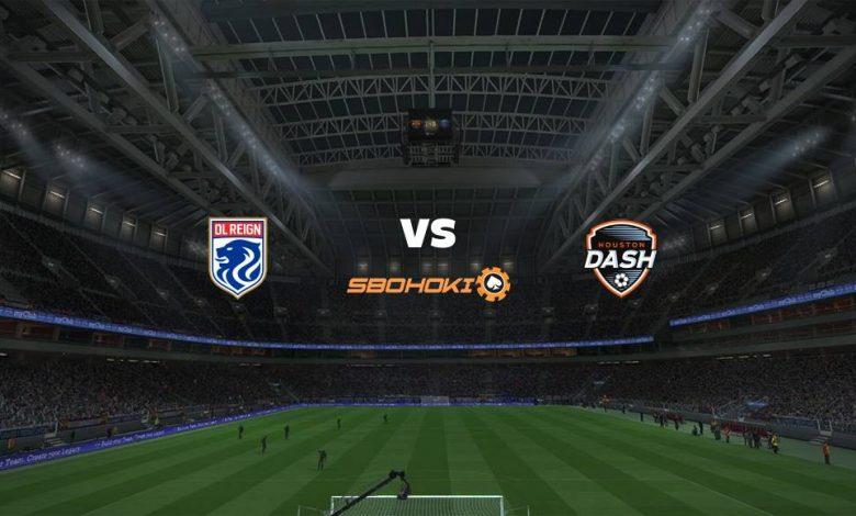 Live Streaming  OL Reign vs Houston Dash 8 Agustus 2021 1