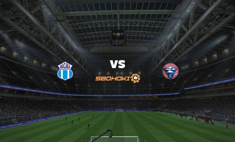 Live Streaming  Macará vs Olmedo 10 Agustus 2021 1