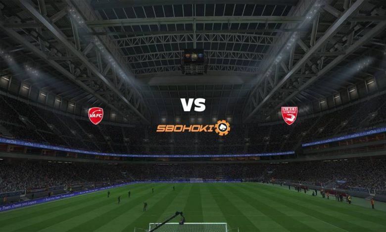 Live Streaming  Valenciennes vs Nimes 7 Agustus 2021 1