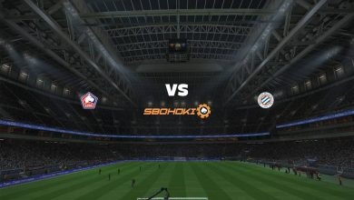 Photo of Live Streaming  Lille vs Montpellier 29 Agustus 2021