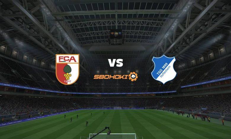 Live Streaming  FC Augsburg vs Hoffenheim 14 Agustus 2021 1