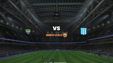 Photo of Live Streaming  Boca Juniors vs Racing Club 29 Agustus 2021