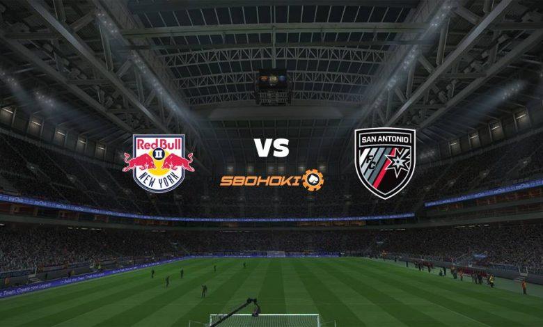 Live Streaming  New York Red Bulls II vs San Antonio FC 14 Agustus 2021 1