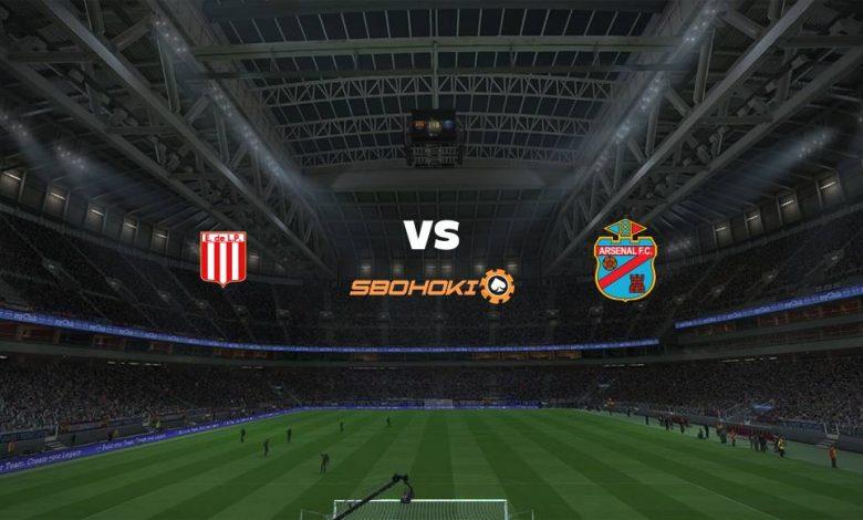 Live Streaming  Estudiantes de La Plata vs Arsenal de Sarandí 2 Agustus 2021 1