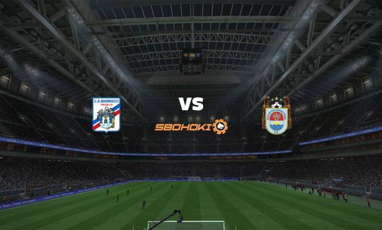 Live Streaming  Carlos A. Mannucci vs Deportivo Binacional 13 Agustus 2021 1
