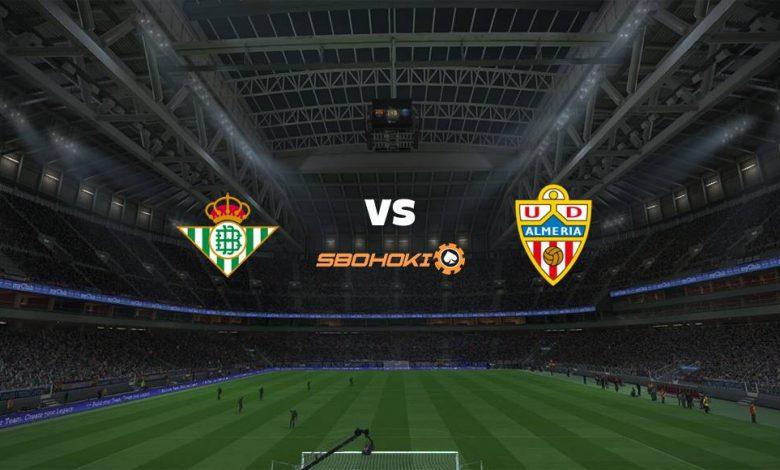 Live Streaming  Real Betis vs Almería 4 Agustus 2021 1