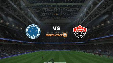 Photo of Live Streaming  Cruzeiro vs Vitória 11 Agustus 2021