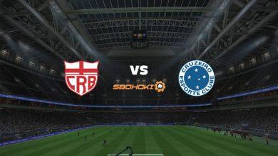 Photo of Live Streaming  CRB vs Cruzeiro 29 Agustus 2021