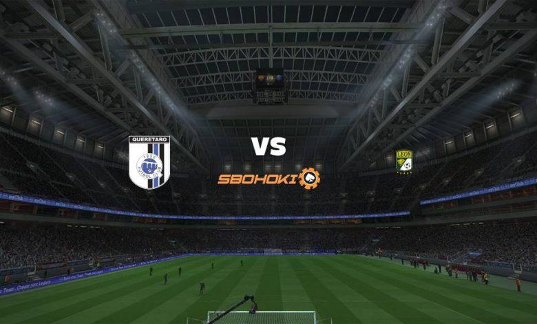 Live Streaming  Querétaro vs León 6 Agustus 2021 1