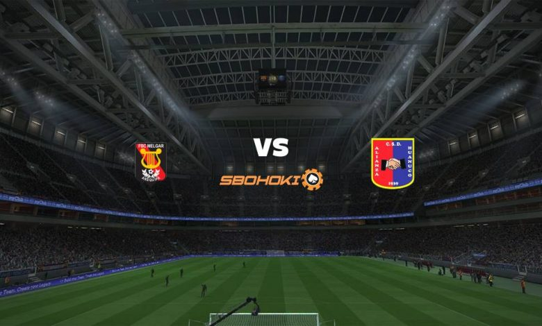 Live Streaming  Melgar vs Alianza Universidad 9 Agustus 2021 1