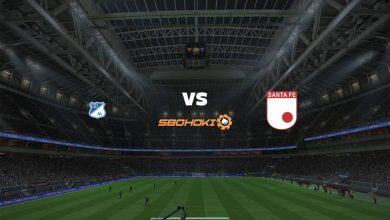 Photo of Live Streaming  Millonarios vs Independiente Santa Fe 8 Agustus 2021