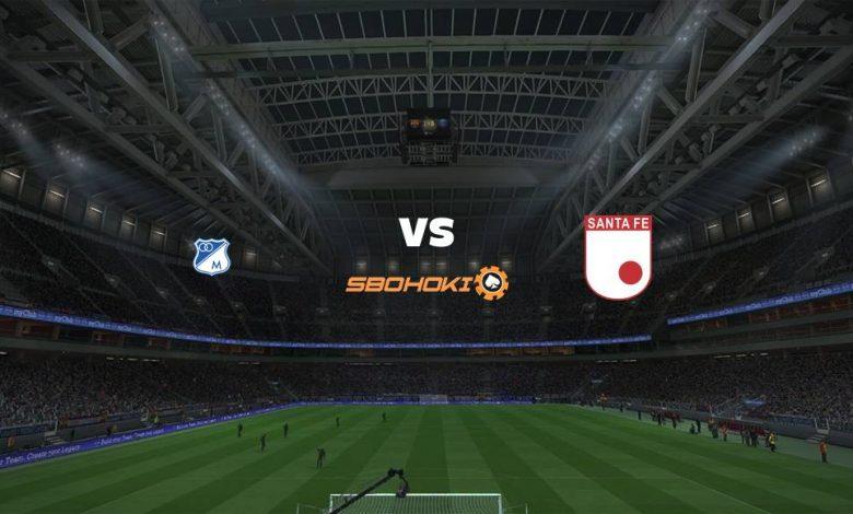 Live Streaming  Millonarios vs Independiente Santa Fe 8 Agustus 2021 1