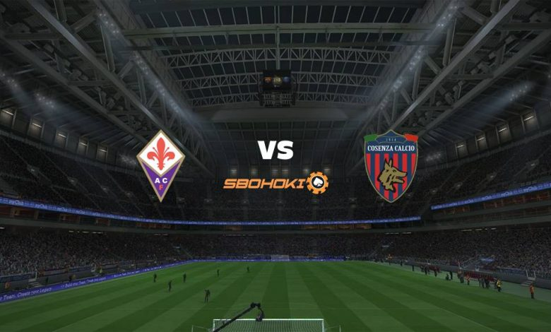 Live Streaming  Fiorentina vs Cosenza 13 Agustus 2021 1