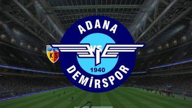 Photo of Live Streaming  Kayserispor vs Adana Demirspor 20 Agustus 2021
