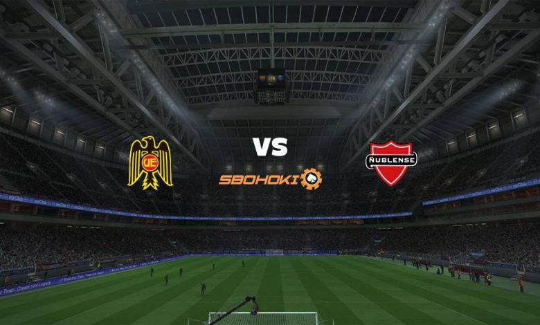 Live Streaming  Unión Española vs Ñublense 7 Agustus 2021 1