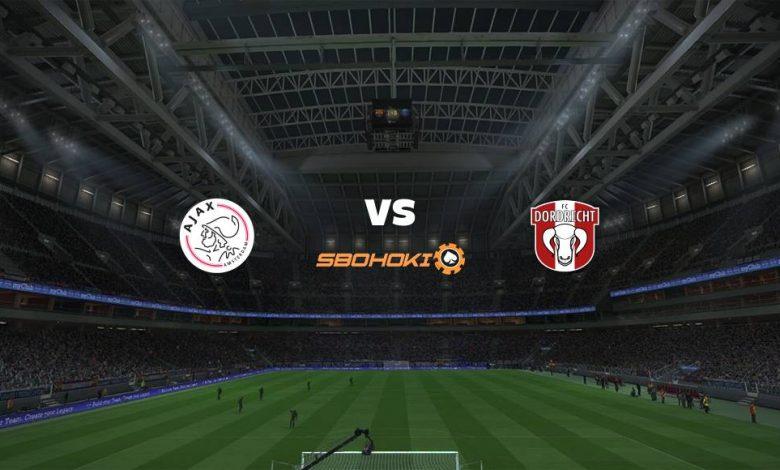 Live Streaming  Jong Ajax vs FC Dordrecht 16 Agustus 2021 1