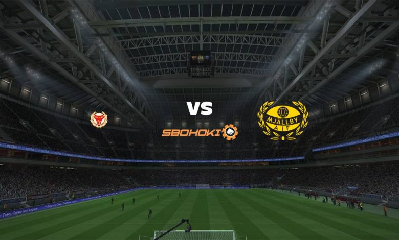 Live Streaming  Kalmar FF vs Mjallby 1 Agustus 2021 1