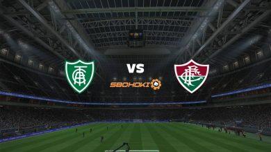 Photo of Live Streaming  América-MG vs Fluminense 8 Agustus 2021