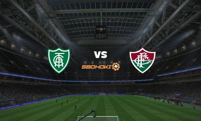 Live Streaming  América-MG vs Fluminense 8 Agustus 2021 1