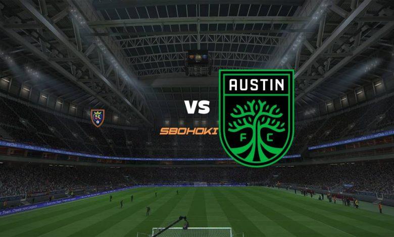 Live Streaming  Real Salt Lake vs Austin FC 15 Agustus 2021 1