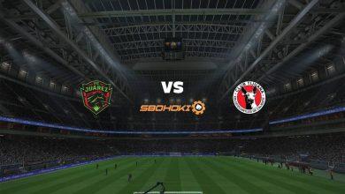 Photo of Live Streaming  FC Juarez vs Tijuana 14 Agustus 2021