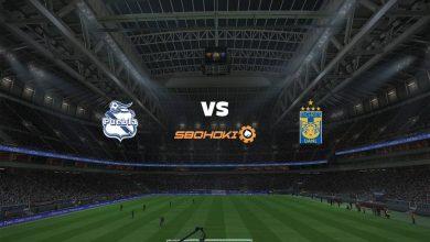Photo of Live Streaming  Puebla vs Tigres UANL 14 Agustus 2021