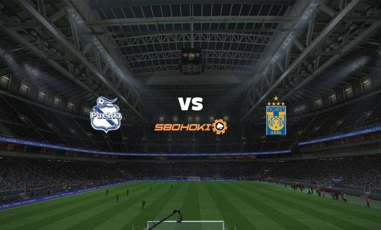 Live Streaming  Puebla vs Tigres UANL 14 Agustus 2021 1