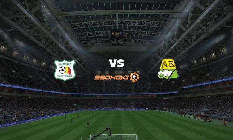 Live Streaming  Deportes Quindío vs Bucaramanga 18 Agustus 2021 1