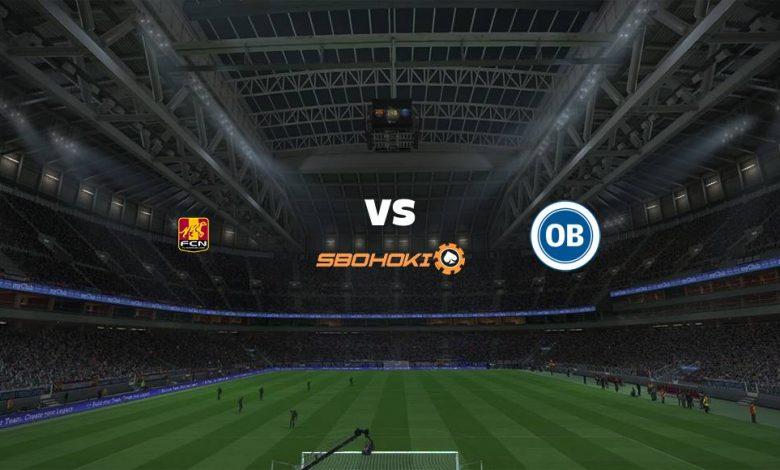 Live Streaming  FC Nordsjaelland vs Odense Boldklub 9 Agustus 2021 1