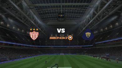 Photo of Live Streaming  Necaxa vs Pumas UNAM 18 Agustus 2021