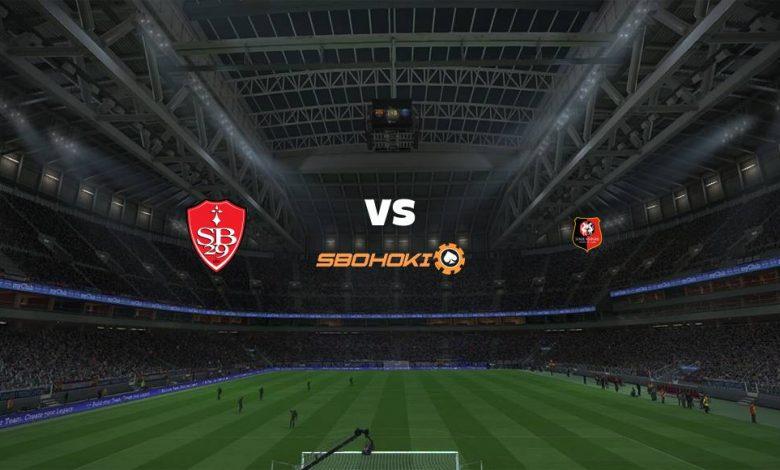 Live Streaming  Brest vs Rennes 15 Agustus 2021 1
