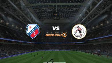 Photo of Live Streaming  FC Utrecht vs Sparta Rotterdam 15 Agustus 2021