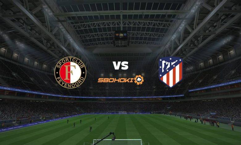 Live Streaming  Feyenoord vs Atletico Madrid 8 Agustus 2021 1