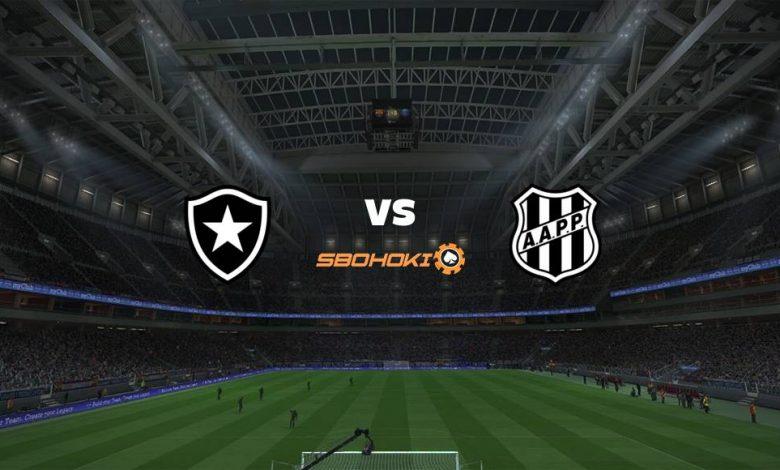 Live Streaming  Botafogo vs Ponte Preta 8 Agustus 2021 1