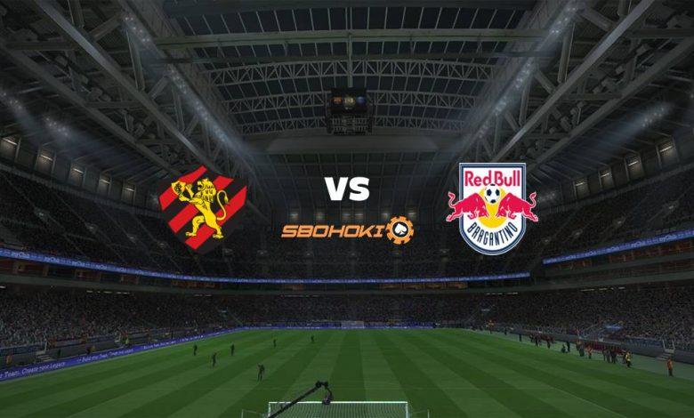 Live Streaming  Sport vs Red Bull Bragantino 6 Agustus 2021 1