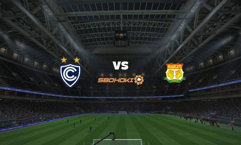 Live Streaming  Cienciano del Cusco vs Sport Huancayo 14 Agustus 2021 1