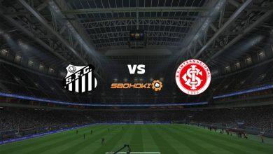 Photo of Live Streaming  Santos vs Internacional 22 Agustus 2021