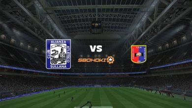 Photo of Live Streaming  Alianza Atlético vs Alianza Universidad 19 Agustus 2021