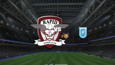 Photo of Live Streaming  Rapid Bucuresti vs Universitatea Craiova 28 Agustus 2021
